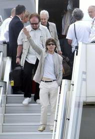 El líder de los Rolling Stones volverá a España el martes EPA