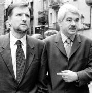 EFE Maragall e Iglesias volverán a encontrarse en Prada