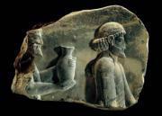 EFE  Bajorrelieve cedido por el Museo de Persépolis para la muestra