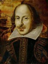 Retrato de Shakespeare expuesto en la Portrait Gallery de Londres