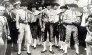 De izquierda a derecha, Rafel Ortega Galllito, Mario Cabré y Silverio Pérez