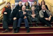 EFE  Juan Echanove, Carles Canut y Calixto Bieito en el Romea