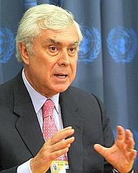 Javier Ruperez, hasta hoy jefe del Directorio del Comité contra el terrorismo de la ONU. /Archivo