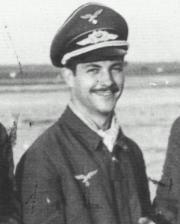 Carlos Texidor en la Escuadrilla Azul (Rusia, 1942).