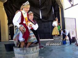 La Fiesta de la Vendimia, broche a las fiestas de La Villa
