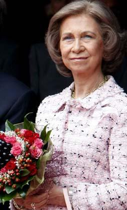 El Rey recibirá esta tarde a Ingrid Betancourt