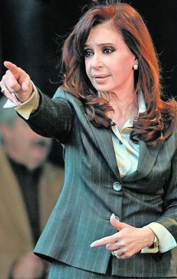 Un año de CFK en el poder