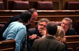 Ni una palabra de disculpa ante el Pleno