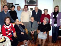 La envidiable memoria de la abuela Salustiana al cumplir 104 años