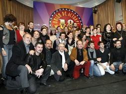 La Unión de Actores celebra su gran fiesta el 9 de marzo