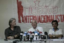 La lista amparada por el TC se estrena pidiendo el voto batasuno y sin condenar la violencia