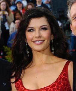 Catherine Zeta-Jones rueda un spot  a 4.200 euros el segundo