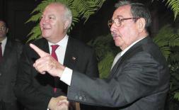 El CNI intervino en la grabación que acabó en Cuba con Pérez Roque y Lage