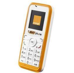 Orange y BIC lanzan el móvil «listo para usar» que puede comprarse en estancos
