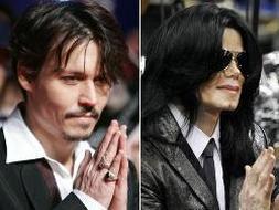 ¿Johnny Depp convertido en Michael Jackson?