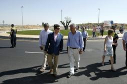 El alcalde anuncia la construcción de dos pasarelas peatonales en la ciudad