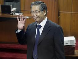 Fujimori se enfrenta hoy a un nuevo juicio por corrupción por el que la Fiscalía pide ocho años de cárcel
