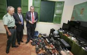 Detenida una red de 34 miembros que robaba en casas, naves y locales