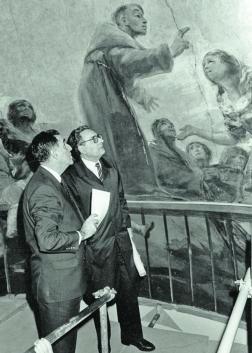 La Historia del Arte pierde a Pita Andrade