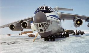 Un avión de transporte ruso se estrella en Siberia