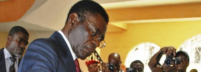 Obiang revalida su tercer mandato «con una mayoría aplastante»