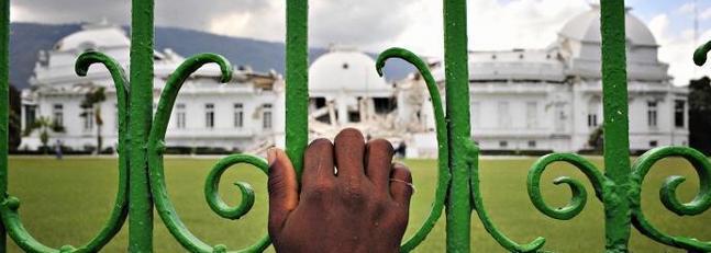 Sin gobierno en Haití