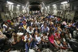 La inseguridad cercena la ayuda a los haitianos