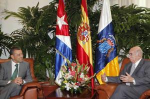 La disidencia cubana propone a Rivero una reunión: «Acuérdese de nosotros»