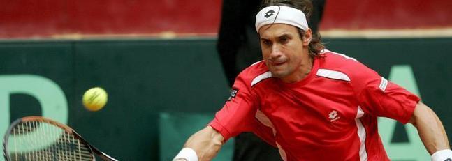 Ferrer arrasa a Wawrinka y da la eliminatoria a España