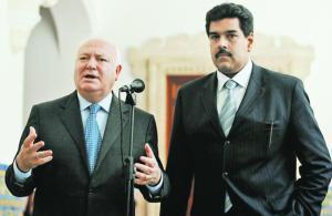 El impulsor del PCTV trabaja para Hugo Chávez como agitador contra España