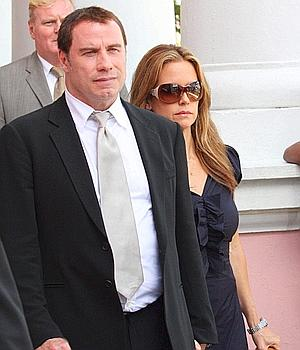 John Travolta y Kelly Preston serán padres de nuevo