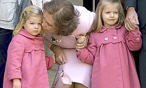 Cada nieto de los Reyes recibirá unos 70.000 euros de la herencia del empresario menorquín