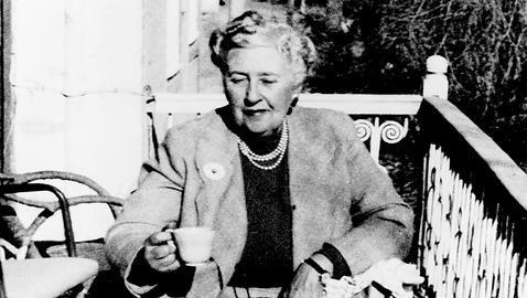 El escondite de Agatha Christie