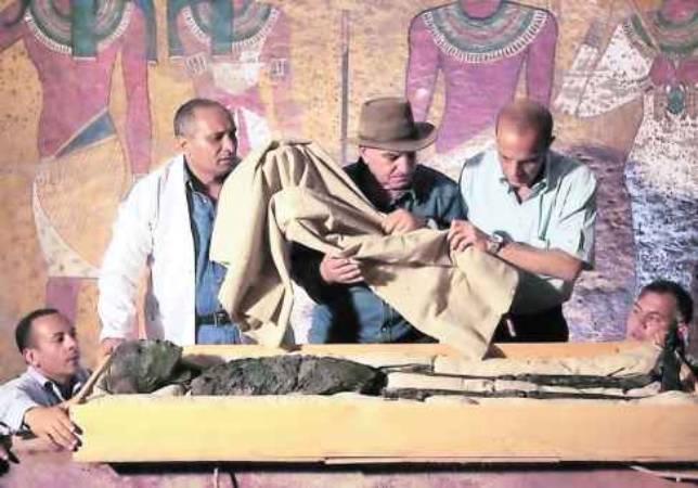 Egipto Cerrara La Tumba De Tutankamon Y Abrira El Valle De Las Replicas En Luxor