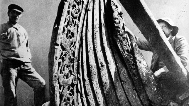 La «piedra solar» que ayudó a los vikingos a cruzar el Atlántico Norte