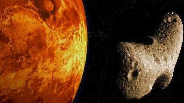 Rumbo a Marte, a bordo de un asteroide