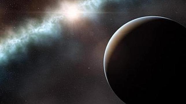 Descubren por primera vez un «planeta bebé»