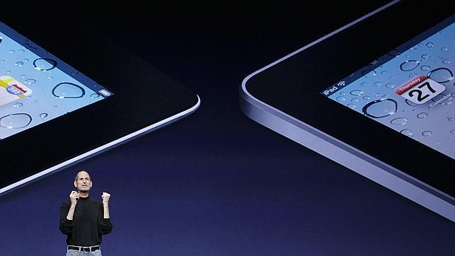 Apple rebaja el primer iPad hasta 100 euros
