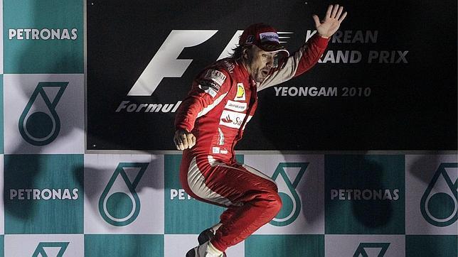 Montezemolo cree que a Alonso «no le falta nada» para ser como Schumacher