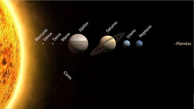 Los anillos de Saturno y Júpiter son un registro gigante del paso de cometas