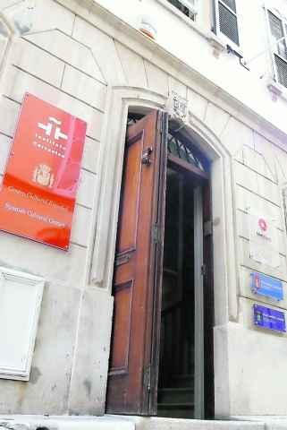 El Cervantes de Gibraltar ya ofrece sus cursos de español a los «llanitos»