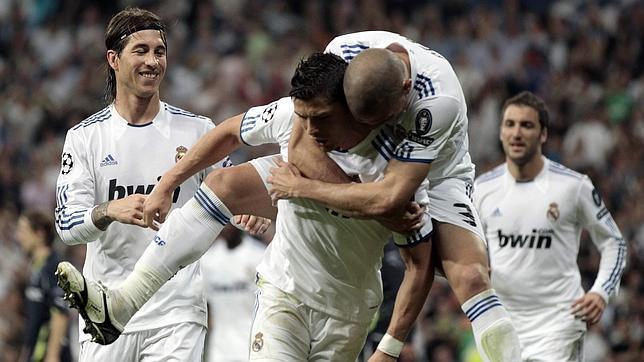 El Real Madrid acaricia unas semifinales que no pisa desde 2003