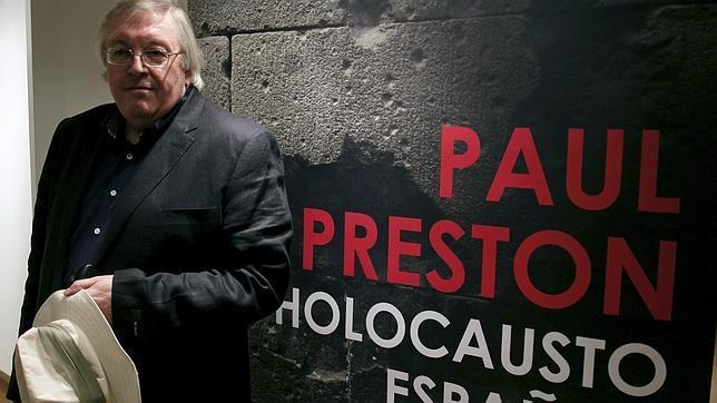 Paul Preston: «Las mentiras de Carrillo sobre la matanza de Paracuellos me parecen infantiles»