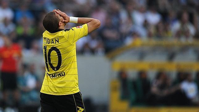 El Dortmund cae ante el colista