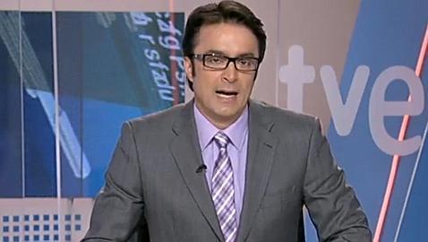 TVE no puede emitir a su hora el Telediario de la noche por problemas en la mesa de sonido