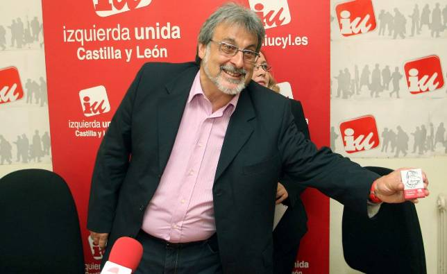 González cree que con IU es «posible un cambio político»