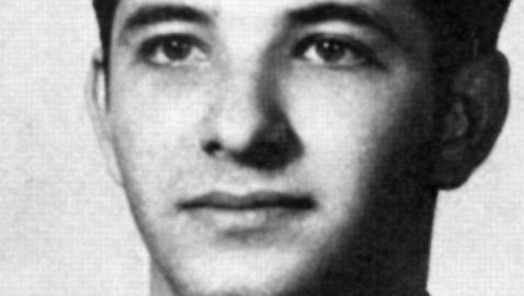 La tumba sin nombre del mártir cubano Pedro Luis Boitel