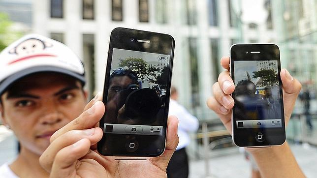 Apple pretende anular las cámaras de vídeo en conciertos y partidos de fútbol