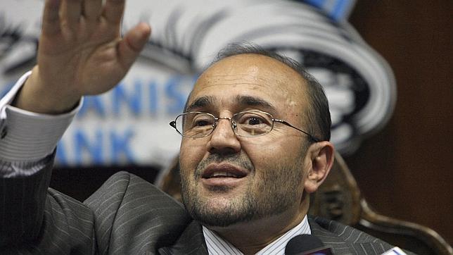 El director del Banco Central denuncia la cleptocracia afgana