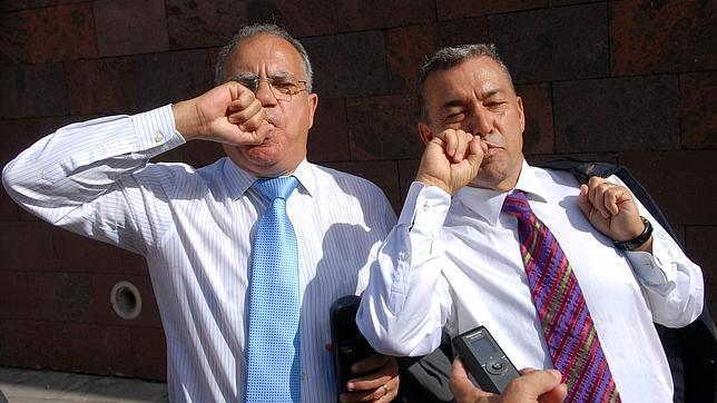 La escasa actividad parlamentaria del senador Curbelo